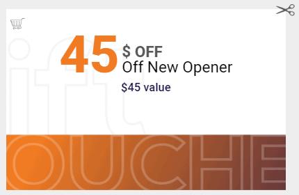45 coupon