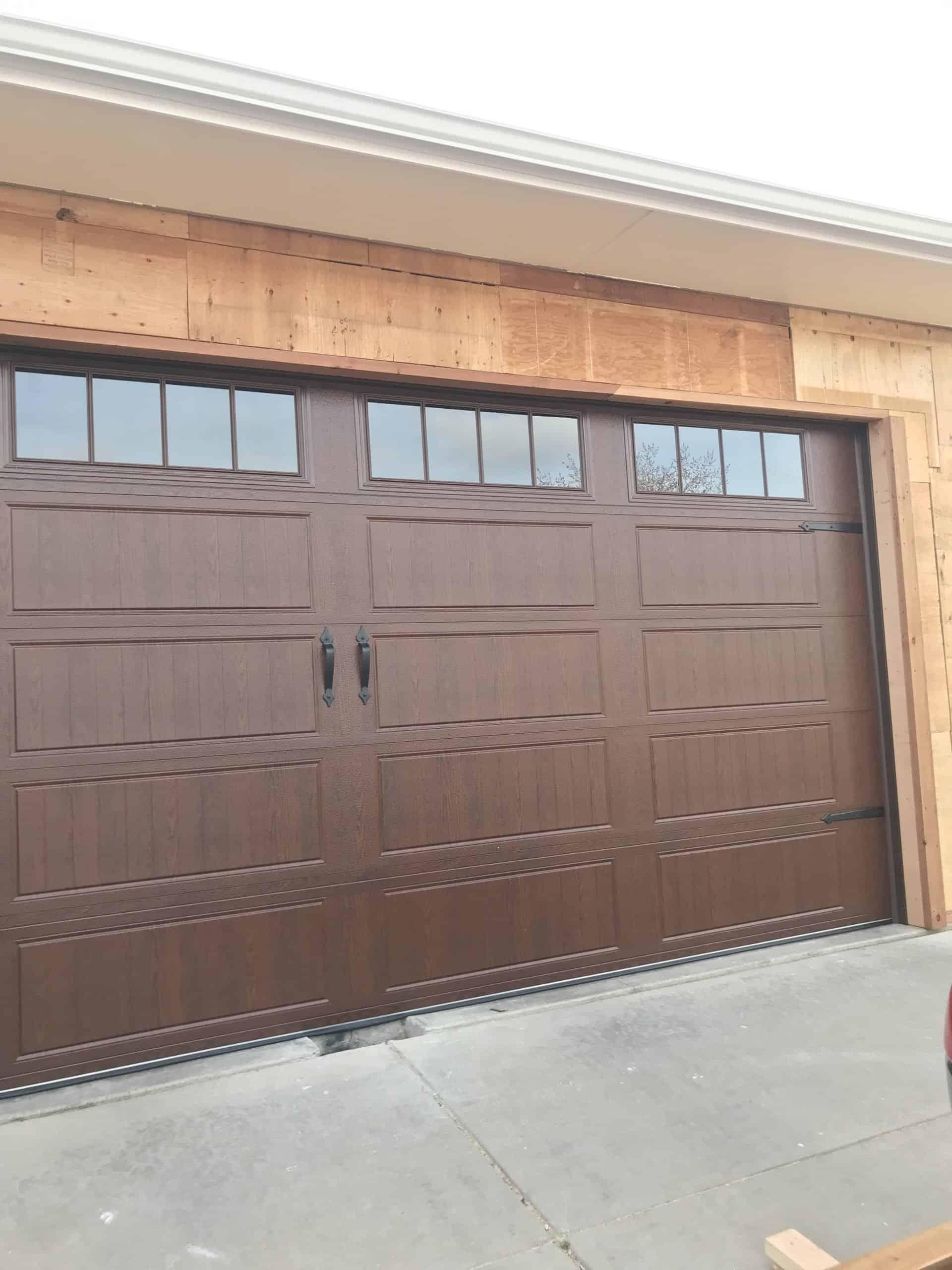 final-results-of-the-garage-door-installtion