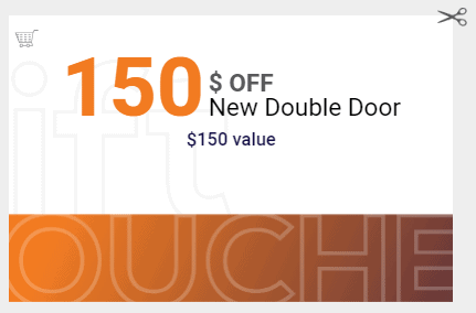 Spark Garage Doors Aurora - Coupons - $150 off New Double Door