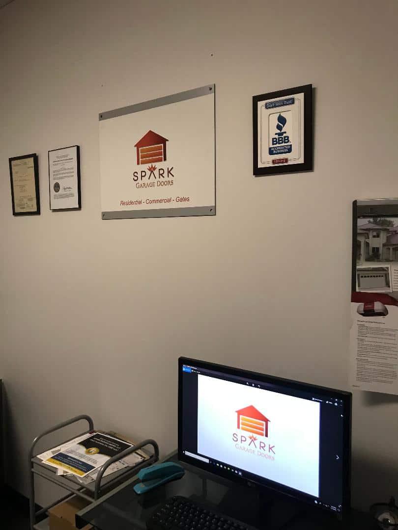 spark-garage-doors-office