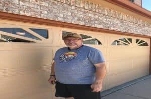 Spark Garage Doors Aurora Testimonial - Blake C