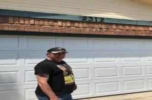 Spark Garage Doors Aurora Testimonial - Terry