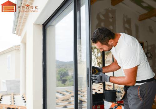 Spark Garage Door-Installation