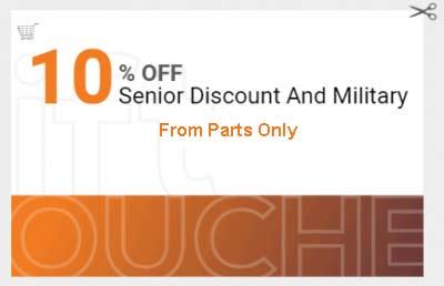 Spark Garage Doors Aurora - Coupons - 10% off Senior Discount and Military