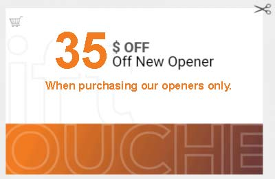 $35 Off for new opener