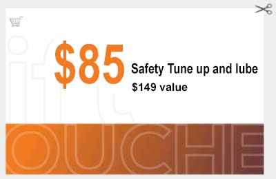 $85 Off for tune up